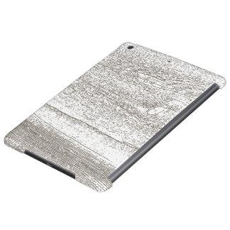 Rustic Barnwood Pattern iPad Air Cover