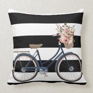 Rustic Bike Pillow