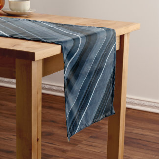 Rustic Blue, Attractive Men's Stripes Pattern