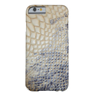 rustic blue snake skin pattern iPhone 6 case