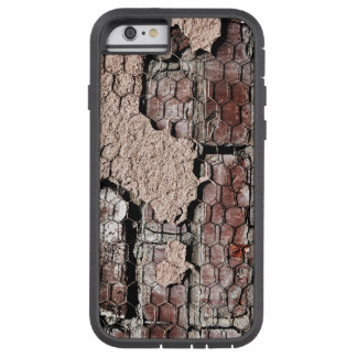 Rustic Brick Patch Tough Xtreme iPhone 6 Case