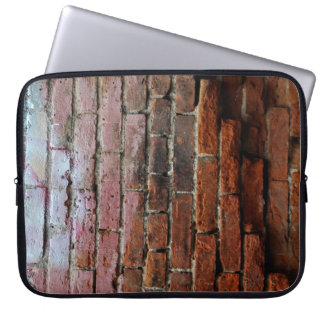Rustic Bricks Laptop Sleeve