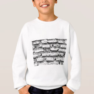 Rustic brickwall sweatshirt