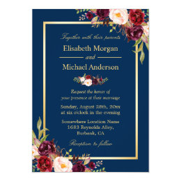 Wedding Invitations & Announcements