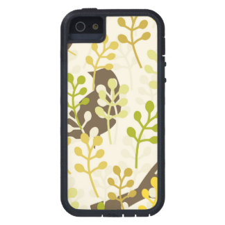 Rustic chic sparrow swallow bird shabby pattern iPhone 5 cover