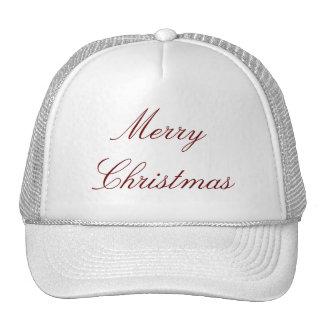 Rustic Christmas Cap
