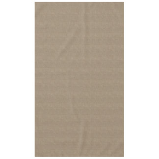 Rustic Country Burlap Canvas Texture Pattern Tablecloth