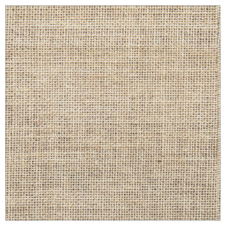 Rustic Country Vintage Burlap Fabric