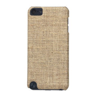 Rustic Country Vintage Burlap iPod Touch (5th Generation) Case