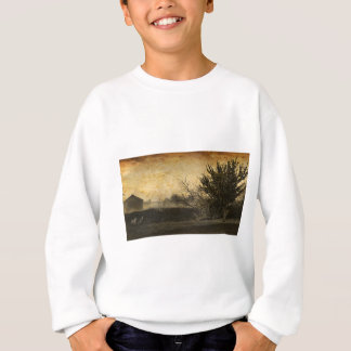 Rustic Country Vintage Photograph Sweatshirt