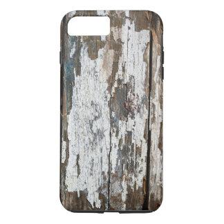 Rustic Country Woodgrain Texture Manly Cool Unique iPhone 7 Plus Case