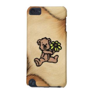 Rustic Daisy Bear Design iPod Touch 5G Case