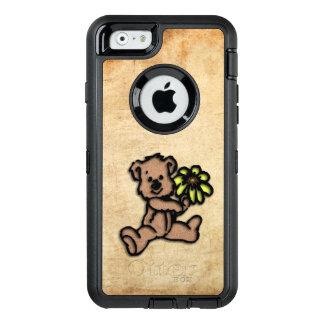 Rustic Daisy Bear Design OtterBox iPhone 6/6s Case
