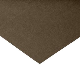 Rustic Dark Brown Burlap Tissue Paper