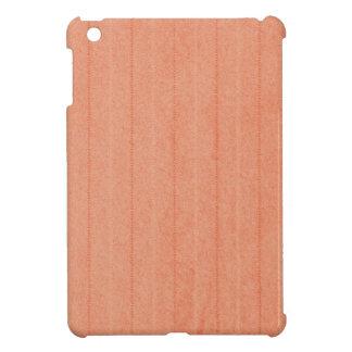 Rustic Dark Salmon Case For The iPad Mini
