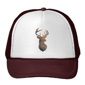 Rustic Deer Trucker Hat
