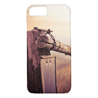 Rustic Fence - Iphone Case