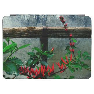 Rustic Garden Floral iPad Air Cover