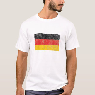 Rustic German Flag T-Shirt