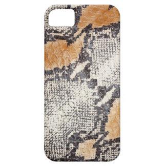 rustic grey python snake skin pattern iphone5 case
