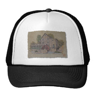 Rustic Gristmill Hat