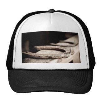 Rustic Horseshoe Hat