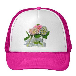 Rustic hydrangeas cap