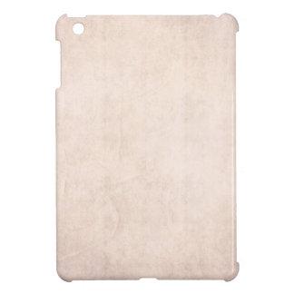 Rustic Light Apricot iPad Mini Cover