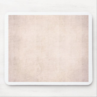 Rustic Light Apricot Mouse Pad
