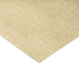 Rustic Light Brown Burlap Tissue Paper