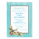 Rustic Lowcountry Oyster Roast Invitation
