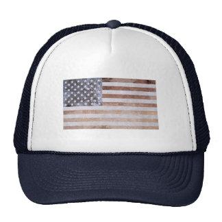 Rustic Mineral American Flag Cap