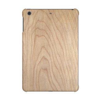 Rustic Modern Unfinished Wood Pattern Printed iPad Mini Retina Cover