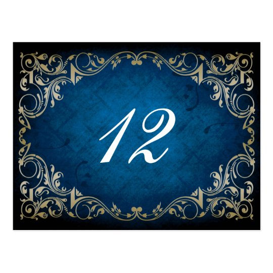 "rustic ""navy blue""  wedding table seating card"