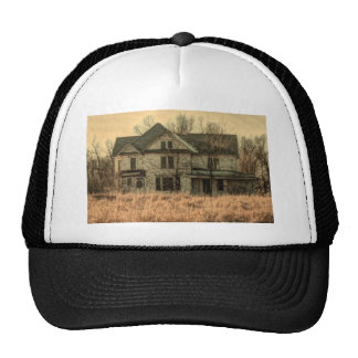 Rustic old farm house cap