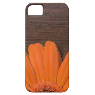 Rustic Orange Daisy iPhone 5 Case-Mate Barely There iPhone 5 Case