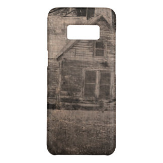 Rustic outdoorsmen Rural Backwoods Primitive Cabin Case-Mate Samsung Galaxy S8 Case