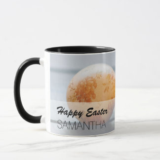Rustic Painted Easter eggs Mug