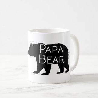 Rustic Papa Bear Mug