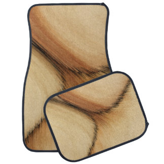 Rustic Patch Car and Truck Mats