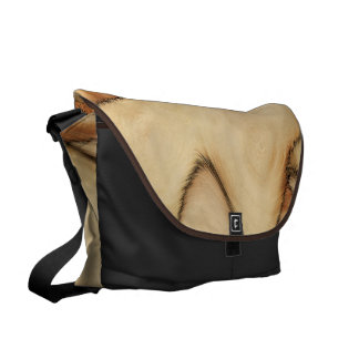 Rustic Patch Commuter Bags
