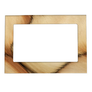 Rustic Patch Magnetic Picture Frame