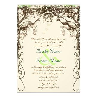Rustic Peacock see same invite below scroll down