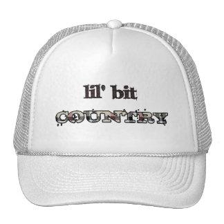 Rustic Plaid Hats