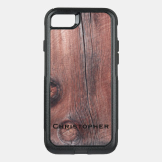 Rustic Red Barn OtterBox Commuter iPhone 7