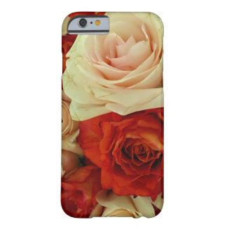 Rustic Rose Bouquet-iPHONE 6/6s Case