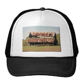 Rustic Ruins Mesh Hats
