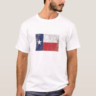 Rustic Texas State Flag T-Shirt