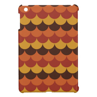 Rustic Thanksgiving Holiday Fall Autumn Colorful Cover For The iPad Mini