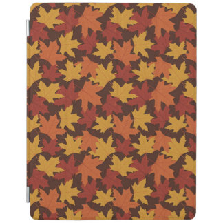 Rustic Thanksgiving Holiday Fall Autumn Colorful iPad Cover